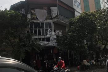 Cửa hàng MP Nguyễn Khánh Toàn cho thuê 45m2 x 3 tầng, MT 5.5m, giá 45tr/th. Đoạn đẹp