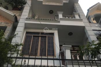 Nhà hẻm 5m 1 sẹc cho thuê đường Lê Văn Thọ, P9, Gò Vấp