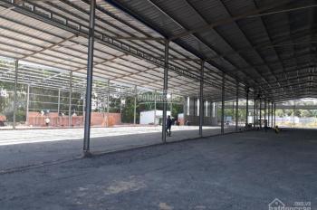 Cho thuê 2 xưởng LK, mỗi xưởng 1250m2 giá 75 triệu/1 xưởng. Thuê cả 2 xưởng 2500m2 giá 140 triệu/th