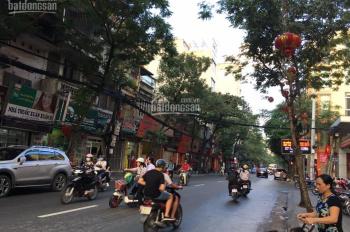 Sang nhượng cửa hàng mặt phố Trần Nhân Tông, 32m2, mặt tiền 8m