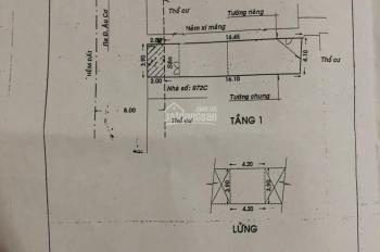 Cần sang gấp nhà cấp 4, 65.1m2, 5tỷ4, Nguyễn Minh Châu, Tân Phú