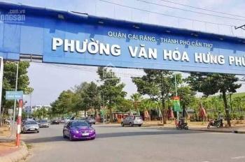 Nền Hưng Phú 1, gần Big C và Trường Cấp 2, giá tốt đầu tư, liên hệ: 0985488108