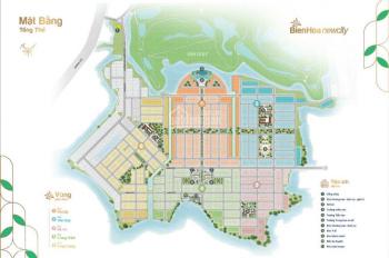 Biên Hòa New City mua đất biệt thự nhận ngay 5 chỉ vàng trao tay, SĐ riêng biệt, CK: 3%. 0978313503
