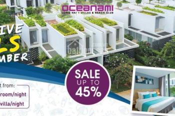 Cần bán biệt thự Oceanami Long Hải Vũng Tàu B6 - 08 sát bể bơi