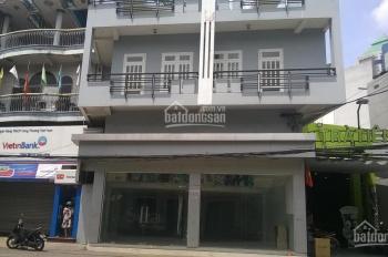 Cho thuê nhà mặt phố 132 Lê Duẩn, mặt tiền 10m, 100m2 x 4,5 tầng (Có thang máy, thông sàn)
