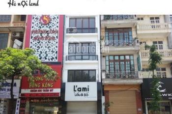Bán nhà đẹp Nguyễn Thái Học, Hà Đông ô tô 7 chỗ vào nhà, kinh doanh VP, 90tr/m2 - LH: 078.8686.286