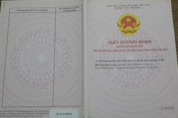 Bán đất ở có sổ đỏ giá rẻ nhất Hà Nội tại Thanh Cao, huyện Thanh Oai