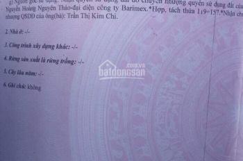 Bán lô đất 809m2 hẻm đường Hoàng Hoa Thám, P. Long Tâm, TP. Bà Rịa. Giá 5.5 tỷ