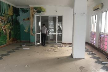 Cho thuê nhà mặt phố Ngô Thì Nhậm, MT 16,5m. DT= 70m2 x 7 tầng, LH: 03.3861.1368 Mr Hải
