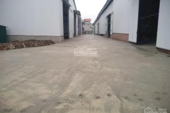 0819940000, chính chủ cho thuê kho xưởng khu vực Ecopark, Văn Giang, Hưng Yên, DT: 500-1000-2000m2