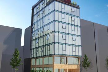 Cho thuê nhà phố Ngô Thì Nhậm căn góc 70m2 MT 12m nhà 8 tầng