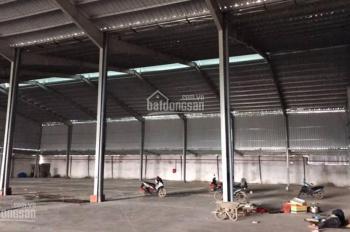 091 630 2979 Phúc cho thuê kho xưởng mặt tiền Nguyễn Văn Linh, 1.000m2 - 4.000m2, giá 77nghìn/m2