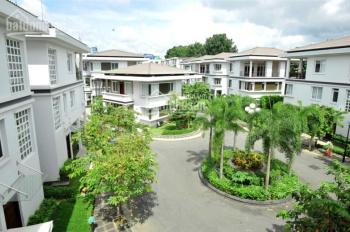 Biệt thự đơn lập Hà Đô, diện tích 250m2, trệt lầu mái ngói giá 43 tỷ