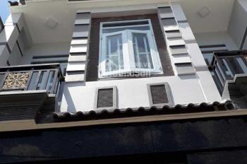 Bán nhà đẹp 3,6x13m, đúc 3,5 tấm, hẻm 3m Nguyễn Văn Luông