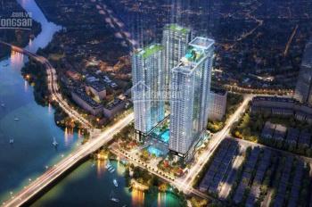 Chuyên căn hộ cao cấp Sunwah Pearl giá tốt CĐT - 0937576852, 1PN, giá 3.450 tỷ