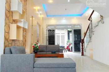 Bán gấp nhà mới đường Hưng Phú, P. 9, Q. 8, DT 3,5mx9m, 1 lầu, 2PN, giá 3,45 tỷ (TL)