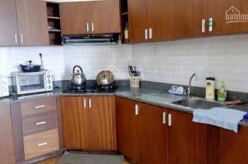 Chính chủ không nhu cầu ở bán căn hộ sổ hồng quận 4 - tầng cao, 85.2m2 2PN - 2WC - full nội thất
