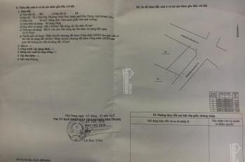 Bán một lô góc, đường 5m phía sau lưng trạm đăng kiểm Vĩnh Hoà, LH 0943182279
