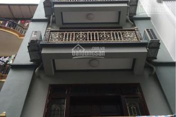 Cho thuê nhà rộng 100m2 x 5 tầng mặt ngõ 199 Trường Trinh, ngõ to rộng ô tô 7 chỗ đỗ cửa