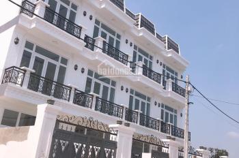 Mở bán 4 căn nhà phố cao cấp liền kề ngay đường Nguyễn Thị Sáu, Thạnh Lộc 30, Quận 12, giá 3.75 tỷ