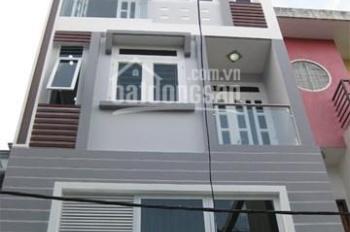 Cần bán gấp nhà mặt tiền Nguyễn Thị Nhỏ, P.4, Q.11. DT: 3.8x10m, nhà 3 lầu, giá bán chỉ có 8.7tỷ TL