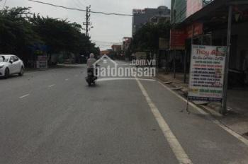 bán 100m2 đất mặt đường Chùa Nghèo, Trang Quan, An Đồng, Hải Phòng, vị trí đẹp LH: 0936620766