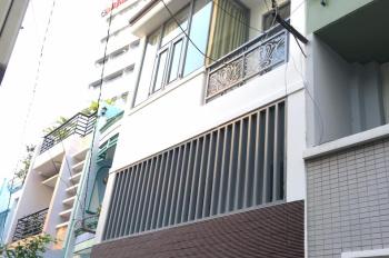 Bán nhà 4.5x8m XD 3 tầng 4PN 3WC hẻm 5m 889 Trần Xuân Soạn, Tân Hưng, q7