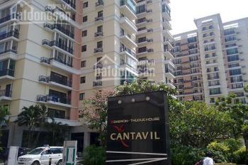 Cho thuê căn hộ Cantavil, quận 2 (2PN) đẹp giá rẻ không ngờ. Giá 13 tr/tháng, LH: 0908 600 169