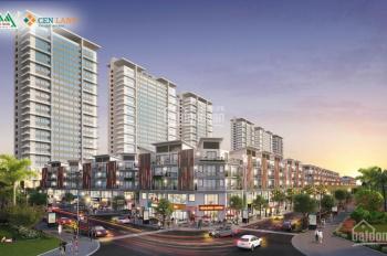 Mở bán shophouse Khai Sơn Long Biên hồ 20 hecta 3 tỷ nhận nhà, tặng xe 1,5 tỷ, DT: 90m2, 0904615286