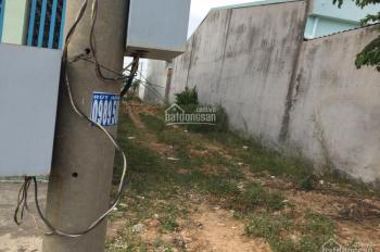 Bán nền đất 125m2 đường Trần Văn Chẩm, Củ Chi. Giá 800tr, sổ hồng chính chủ