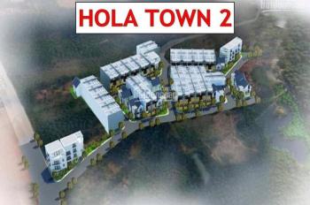 """Dự án Hola Town 2 - đón đầu xu thế đầu tư đất nền tại khu """"siêu"""" đô thị vệ tinh Hòa Lạc với giá đáy"""