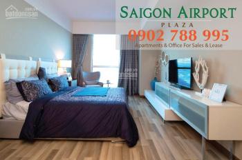 Sở hữu ngay CH 3PN Sài Gòn Airport Plaza, chỉ 5 tỷ, cạnh sân bay Tân Sơn Nhất, LH PKD 0902788995