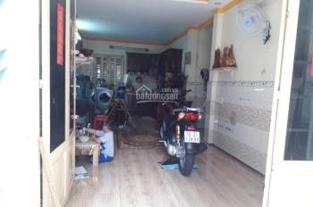 Chính chủ bán nhà 1 trệt 1 lầu, DTSD 75,4m2, hẻm 579 Phạm Văn Chí, P7, Q6
