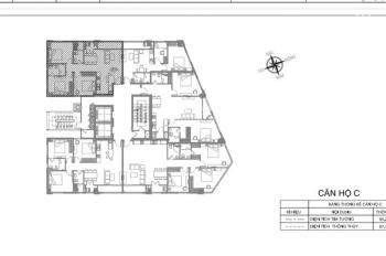 Chuyển nhượng một số căn hộ 3PN tại Sun Village, Nguyễn Văn Đậu, giá tốt 4,350 tỷ