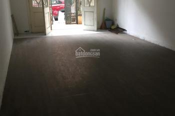 Cho thuê nhà mặt 61 Lạc Trung, DT 110m2, xây 5 tầng, 43tr/th. LH 0978730483