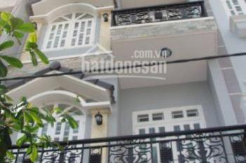 Cần bán gấp nhà khu đường hoa, P.2, Phú Nhuận, 4x11m, 1 trệt 3 lầu, 12.5 tỷ