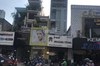 Bán gấp nhà HXH Nguyễn Hữu Cầu gần chợ Tân Định, Q1. DT: 4,1x30m, giá 16 tỷ 0903675152