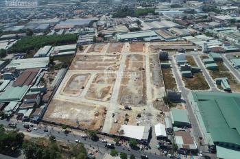 Cần bán lô đất thổ cư 100% - sổ hồng riêng từng nền - xây dựng tự do mặt tiền đường 22 tháng 12