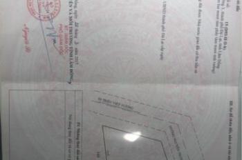 Cần bán 330m2 đất xây dựng mặt tiền Nguyễn Trung Trực, phường 4, Đà Lạt