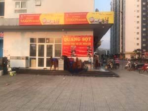 Cần sang nhượng cửa hàng tại ki ốt 02, HH02 Thanh Hà, Hà Đông