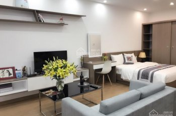 Cho thuê căn hộ 1-2 phòng ngủ tại khu đô thị Waterfront City Cầu Rào 2. Giá 6-8-12tr/th