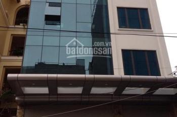 Cho thuê nhà mặt phố Khuất Duy Tiến, Thanh Xuân, DT 80m2 7 tầng, MT 8m, giá 85 tr/th, LH 0989604688