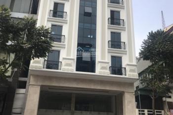 Cho thuê nhà mặt phố Bà Triệu ngay Vincom 300m2 x3 tầng, mặt tiền 9m