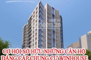 Cơ hội sở hữu những căn hộ đẳng cấp chung cư Winhouse Hàm Nghi, giá chỉ từ 610tr