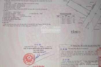 Bán nhà đường Võ Văn Vân, P. Tân Tạo, quận Bình Tân, giá 2.750 tỷ. LH: O987.614.662 chính chủ