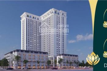 Đặt chỗ căn hộ cao cấp ngay trung tâm phường Sài Đồng, Long Biên. Giá chỉ 25tr/m2 có nội thất