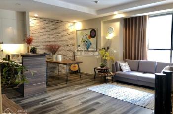 Cần cho thuê nhà Gold View 3PN, 2WC full nội thất, DT 117m2. Giá 28 tr/tháng
