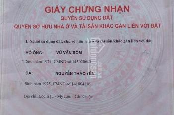 Chính chủ bán gấp 537m2 đất giá rẻ TP Đồng Xoài, phường Tiến Thành, Bình Phước, LH: 0384784266