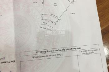 Chính chủ bán cắt lỗ biệt thự 09 khu Cienco 5 Tiền Phong, Mê Linh, DT: 500m2, giá 10,5tr/m2