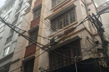 Tasaland - Cho thuê nhà phố Thái Phiên, 60m2 x 6T, MT 8m, chỉ 80 triệu/tháng